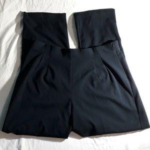 JM Collection Black Womens Slacks Size 14